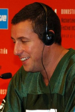 Facts about Adam Sandler - Press Conference