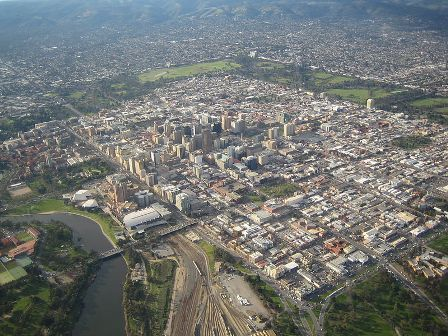 Facts about Adelaide - Adelaide