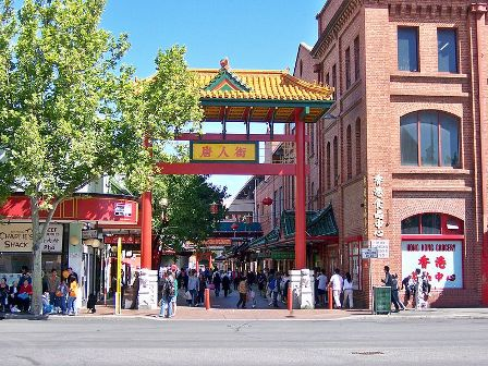 Facts about Adelaide - Chinatown