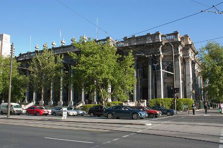 Facts about Adelaide - Parliament