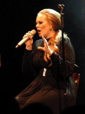 Facts about Adele - Performing in Seattle