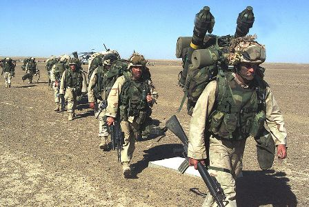 Facts about Afghanistan War - U.S Marine