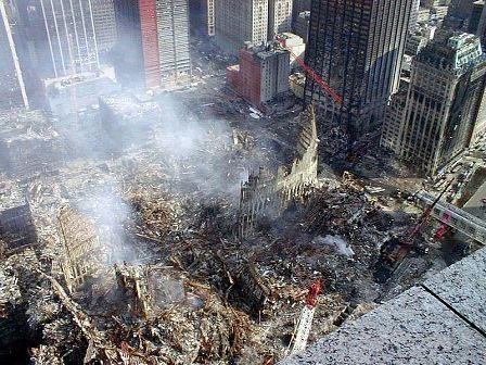 Facts about Afghanistan War - WTC Ground Zero