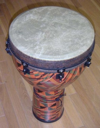 Facts about African drumming - Fiberglass Djembe