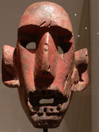 Facts about African masks - Female ancestor mask
