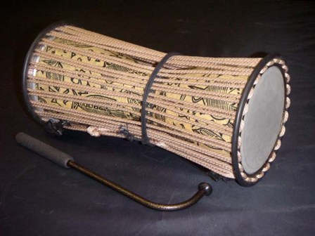 Facts about African music - Talking drum
