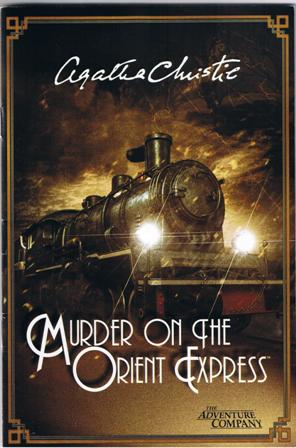 Facts about Agatha Christie - Murder of the Orient Express