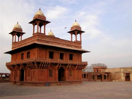 Facts about Akbar the Great - Hall of Private Audience