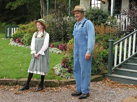 Facts about adoption - Anne of Green Gables Actors