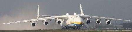 Facts about aeroplanes - Antonov 225
