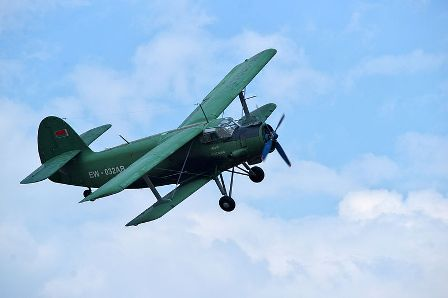 Facts about aeroplanes - Antonov An-2