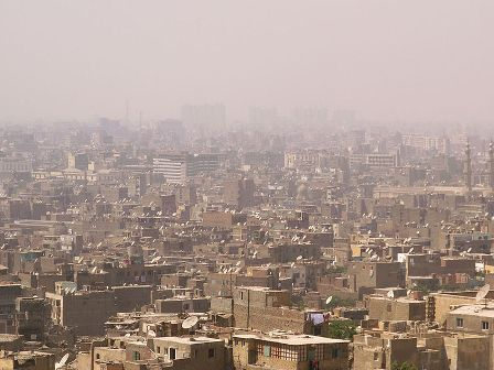 Facts about air pollution - Smog in Cairo