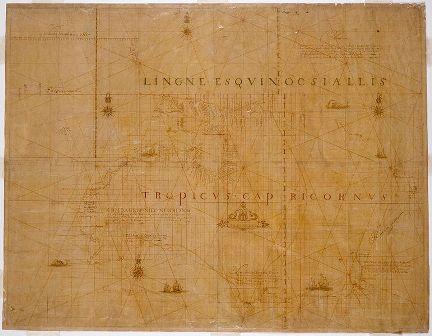 Facts about Abel Tasman - Tasman Map