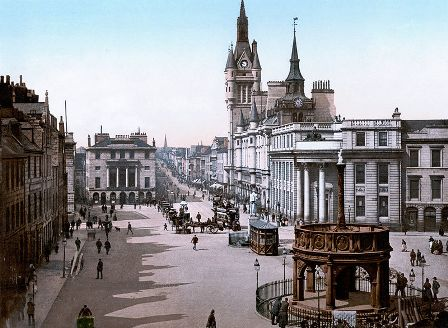 Facts about Aberdeen - Castlegate