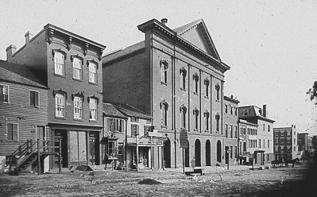 Facts about Abraham Lincoln Assassination - Ford's theatre