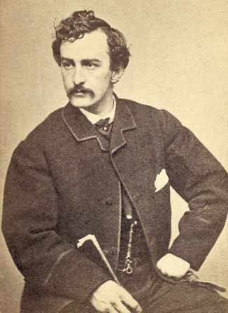 Facts about Abraham Lincoln Assassination - Portrait of John Wilkes Booth