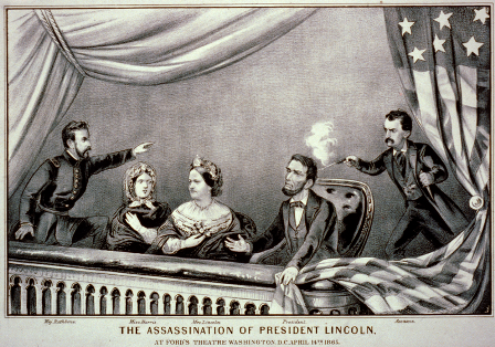 Facts about Abraham Lincoln Assassination - The assassination