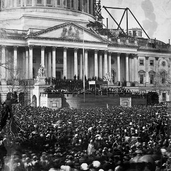 Facts about Abraham Lincoln - Inauguration
