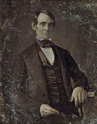 Facts about Abraham Lincoln - Portrait