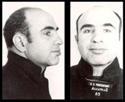 Facts about Al Capone - Al Capone in Alcatraz