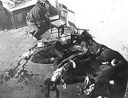 Facts about Al Capone - Valentine's Day Massacre