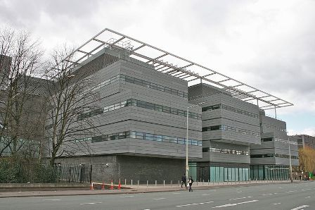 Facts about Alan Turing - Alan Turing Building