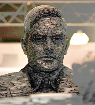 Facts about Alan Turing - Statue