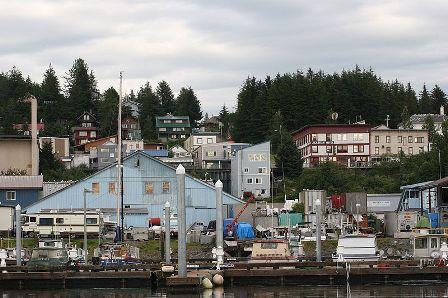 Facts about Alaska - Cordova Hillside