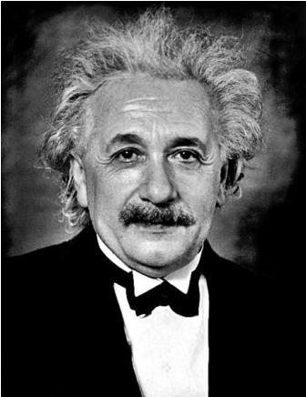 Facts about Albert Einstein - Portrait