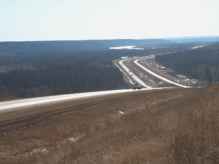 Facts about Alberta - Alberta Highway 63