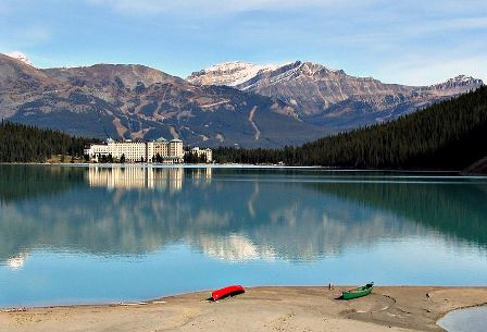 Facts about Alberta - Lake Louise