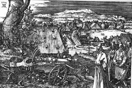 Facts about Albrecht Durer - Etching
