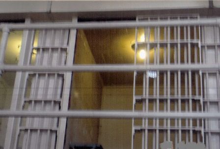 Facts about Alcatraz - Cell 181