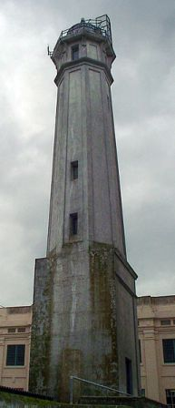 Facts about Alcatraz - Lighthouse