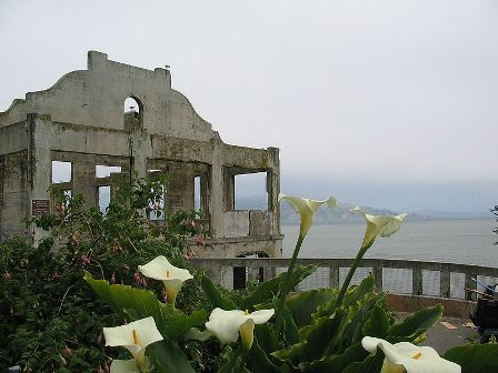 Facts about Alcatraz - Social Hall