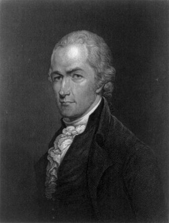 Facts about Alexander Hamilton - Shortly after Revolutionary War