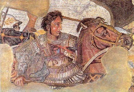 Facts about Alexander the Great - At war