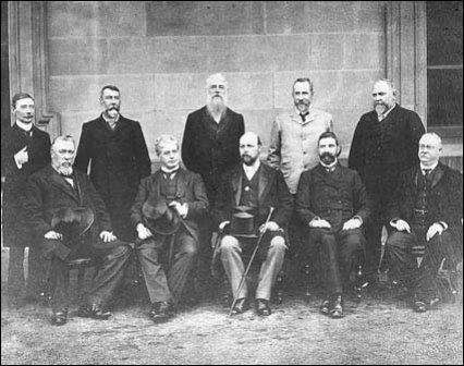 Facts about Alfred Deakin - 1901 Cabinet