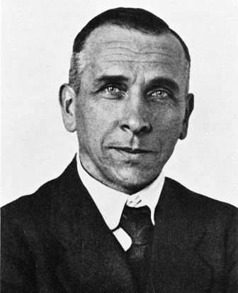 Facts about Alfred Wegener - Alfred Wegener