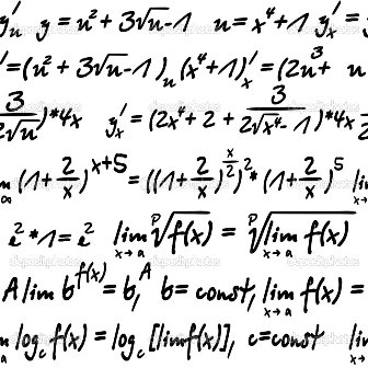 Facts about algebra - Algebra