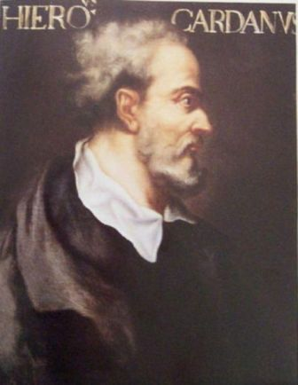 Facts about algebra - Gerolamo Cardano