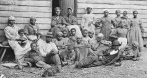 American slaves