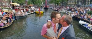 LGBT friendly in Amsterdam