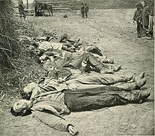 The dead soldiers