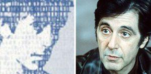 Al Pacino on Facebook