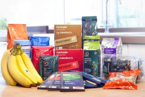 Fairtrade products