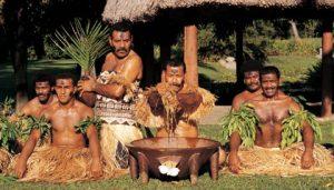 Fiji Cava Ceremony