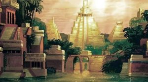 The seven cities of gold (Cibola)