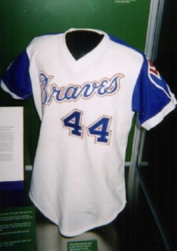 Facts about Hank Aaron