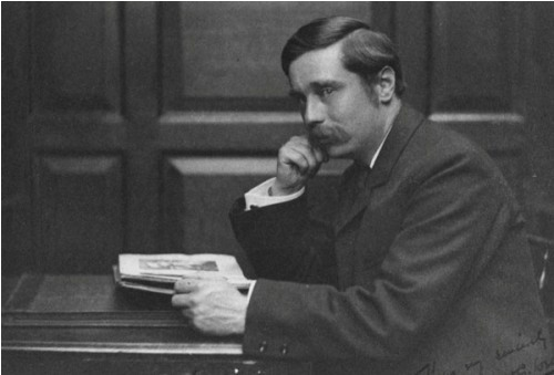 H. G. Wells Facts